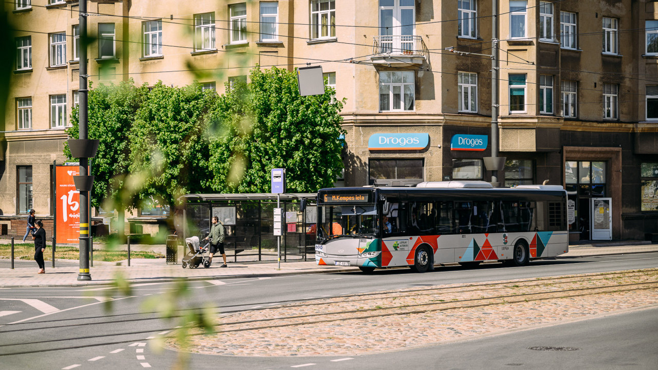 No maija būs izmaiņas 8. un 12. maršruta autobusu kustības sarakstā