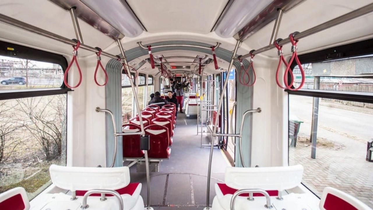 Liepājā pilsētas dzimšanas dienā sāk kursēt jaunie tramvaji